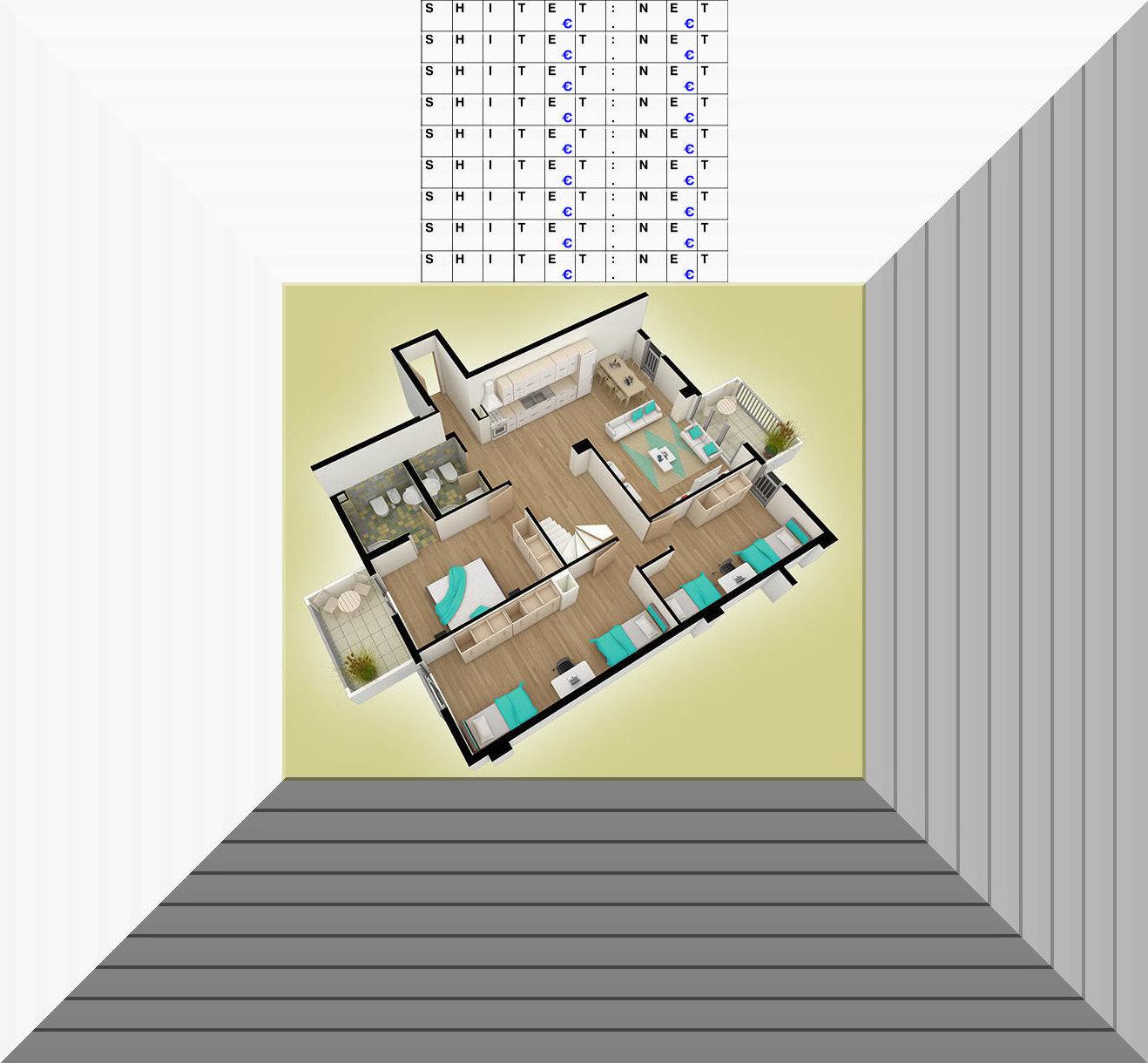 Apartament 310 m2