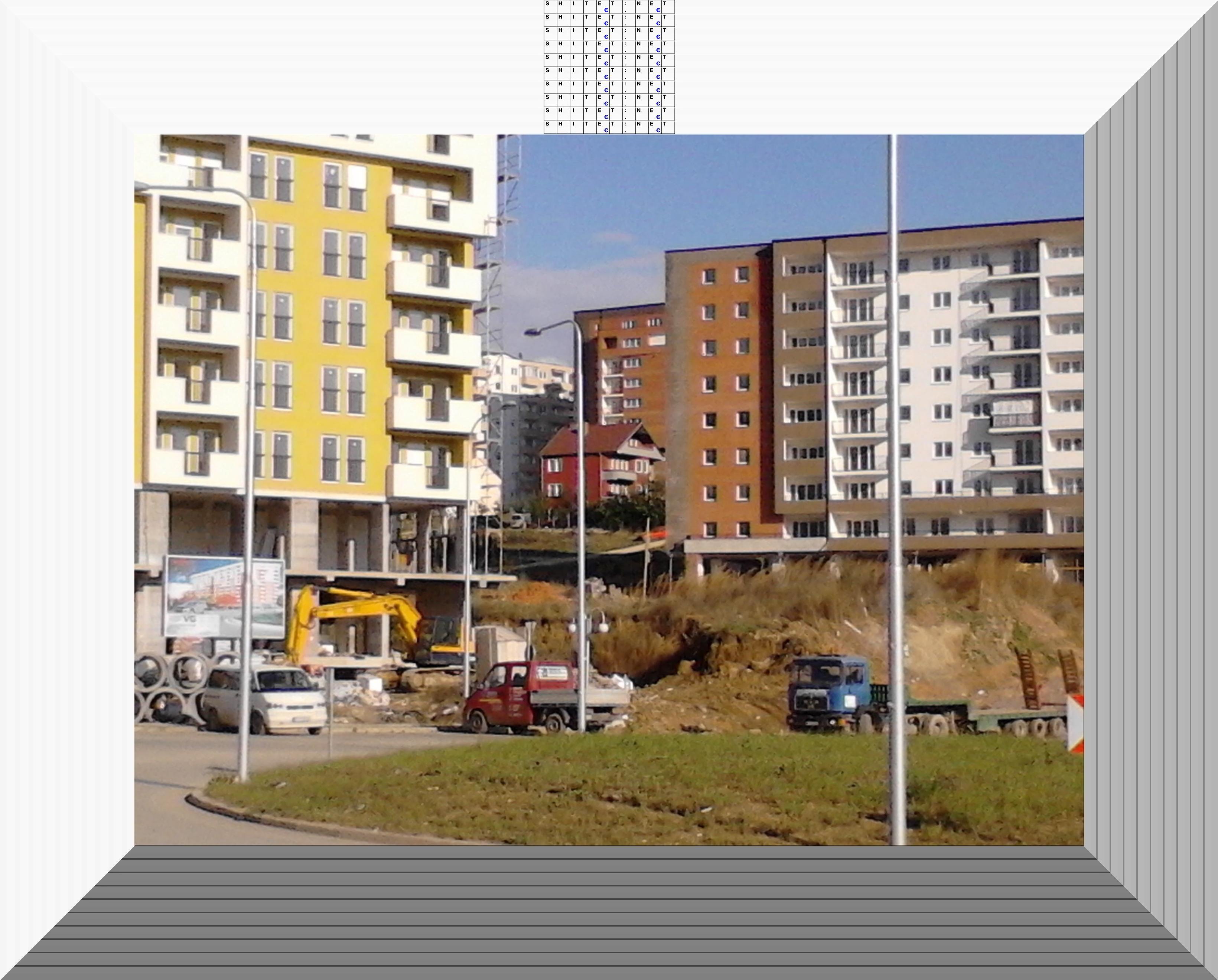 Shitet Shtepia ose Leshohet me Qera ne Prishtine Bregu i Diellit lagjeja e Re