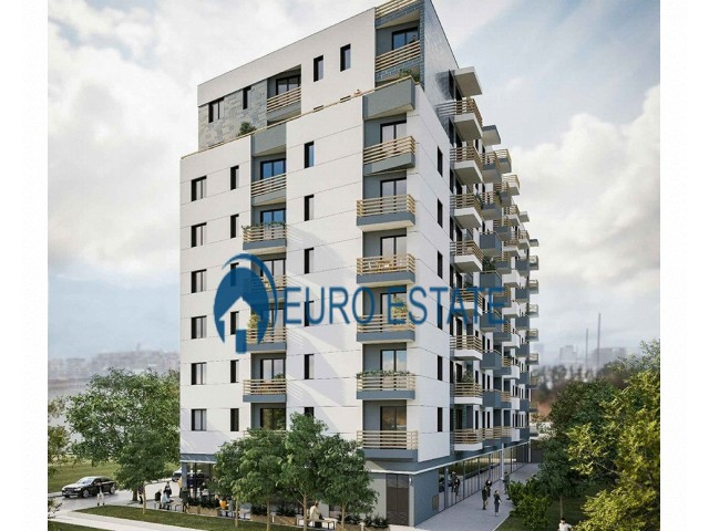 Tirane, shes apartament 2+1+A+BLK Kati 8, 109 m 87.000 Euro