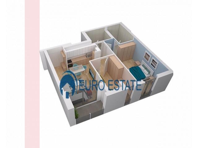 Tirane, shes apartament 2+1+A+BLK Kati 7, 96 m 81.500 Euro (Don Bosko)
