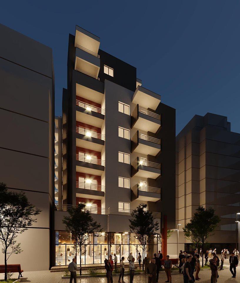 Tirane, shes apartament 2+1+A+BLK Kati 7, 220 m 221.000 Euro (Pazari I ri)