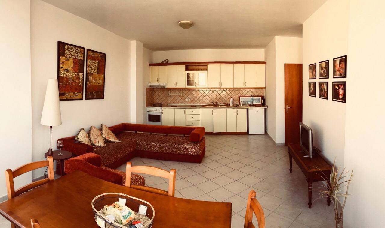 Apartament 2+1 Nga 42 shitet per 36 mije €. Vetem 50 m nga deti, i mobiluar dhe Dokumentacion hipotekor te rregullt