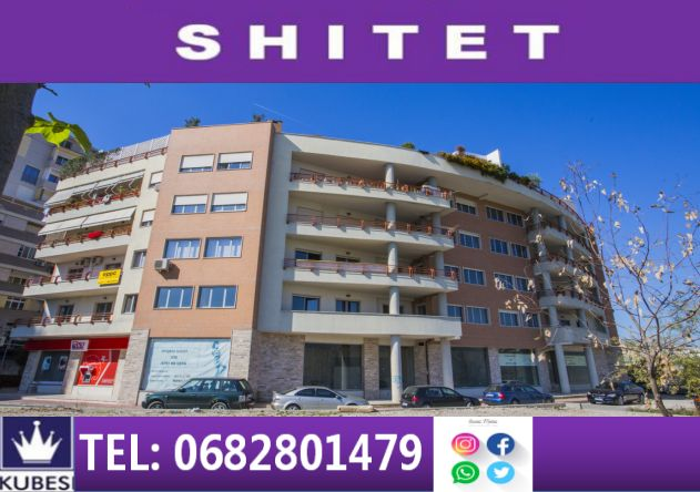 Shitet apartament sp 250 m2