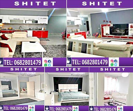 Shitet apartament sp 101 m2