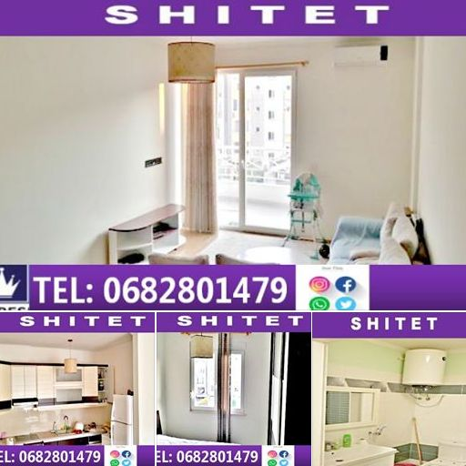 Shitet apartament sp 120 m2