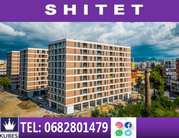 Shitet apartament sp 105 m2