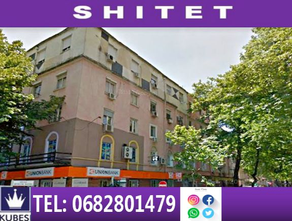 Shitet apartament sp 110 m2