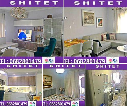 Shitet apartament sp 84 m2