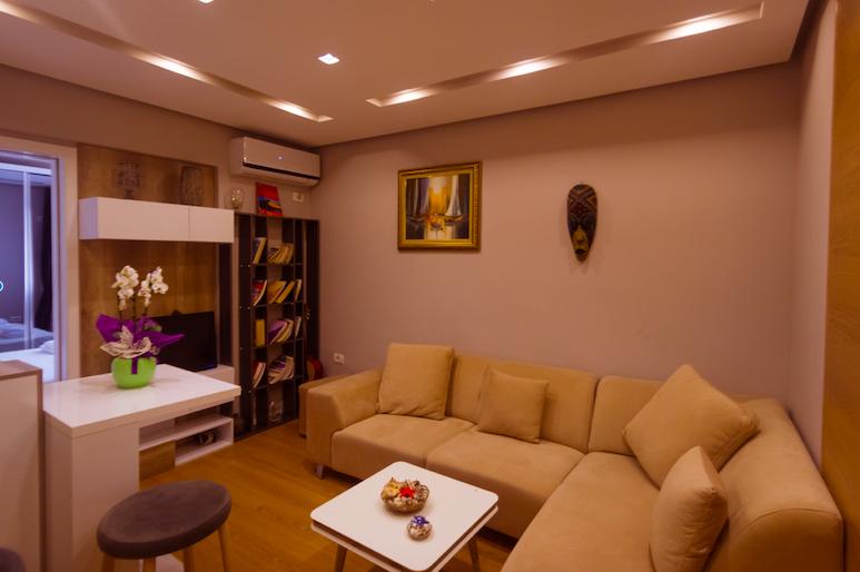 Apartamente me qera ditore ne qender te Tiranes