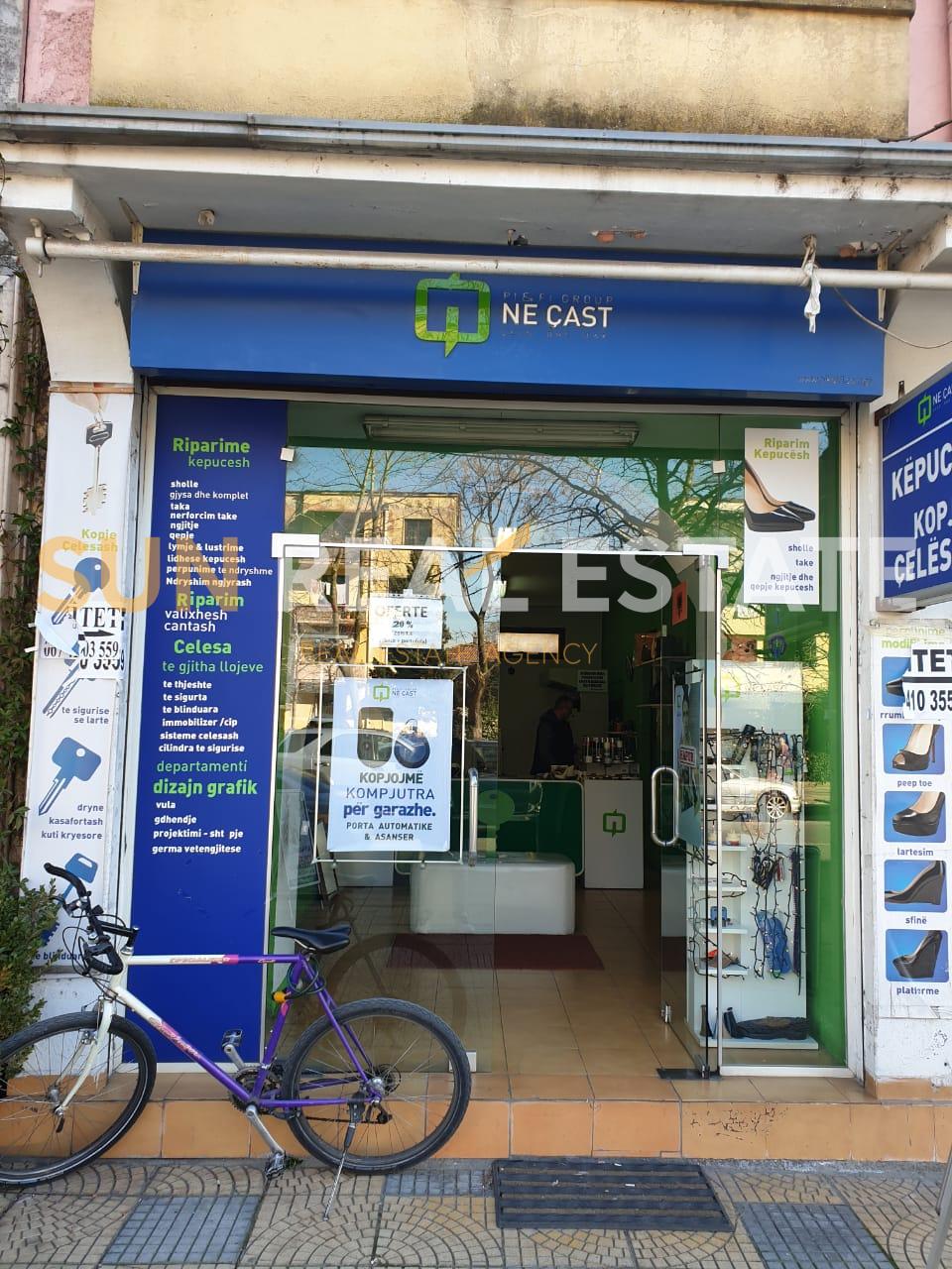 Dyqan p�r shitje n� Xhabije