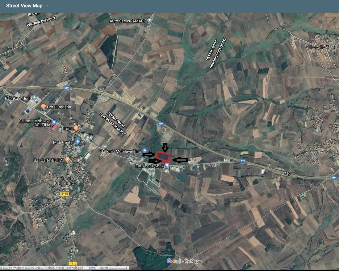 Shitet Ndrrohet Jepet me Qira 1 Hektar Tok
