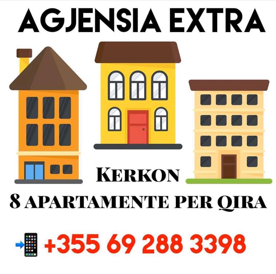 Agjensia Extra kerkon 8 apartamente me qeraa