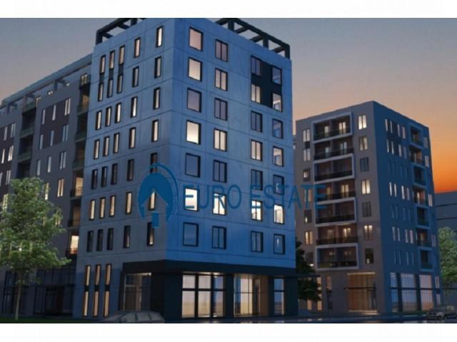 Tirane, shes apartament 1+1+A+BLK Kati 4, 65 m� 40.000 Euro (Sheshi Shqiponja, Casa Italia)