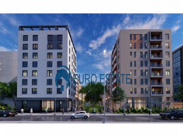 Tirane, shes apartament 1+1+A+BLK Kati 4, 63 m� 39.000 Euro (Sheshi Shqiponja)