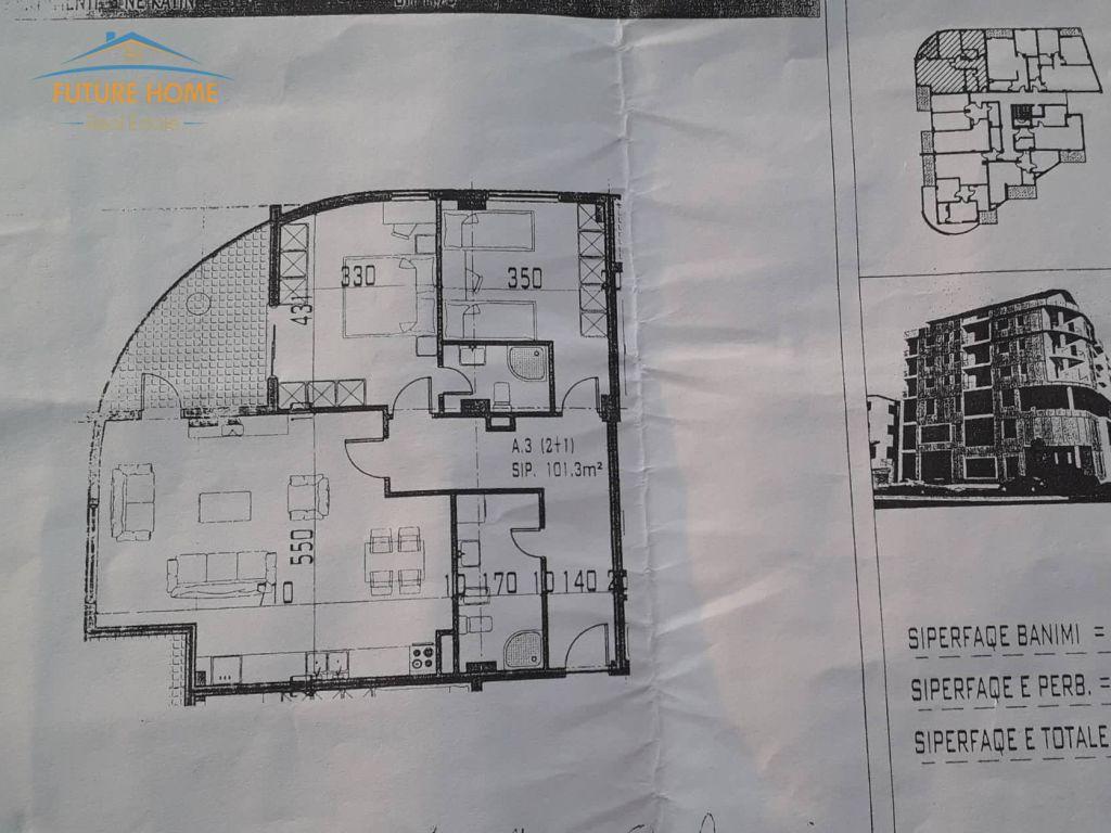 Shitet,Apartament 2+1,Shkoz�