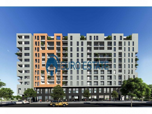 Tirane, shes apartament 2+1+A+BLK Kati 8, 95 m� 70.500 Euro (Shkolla e Bashkuar)