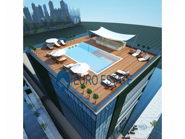 Tirane, shes apartament 1+1+A+BLK Kati 8, 96 m� 72.000 Euro (Laprake) Zona/Rruga : Laprake