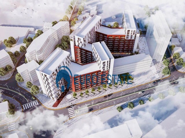 Tirane, shes apartament 1+1+A+BLK Kati 8, 72 m