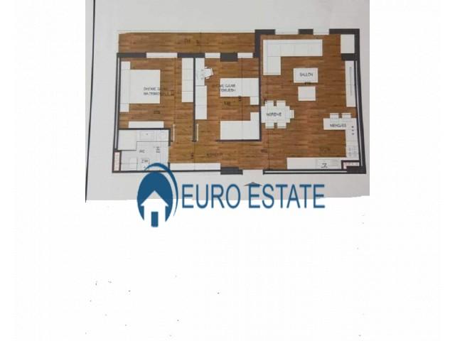 Tirane, shes apartament 2+1+A+BLK Kati 1, 101 m 91.200 Euro