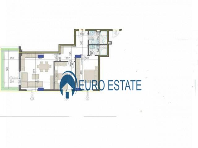 Tirane, shes apartament 2+1+A+BLK Kati 5, 93 m 98.000 Euro (Ali Demit)