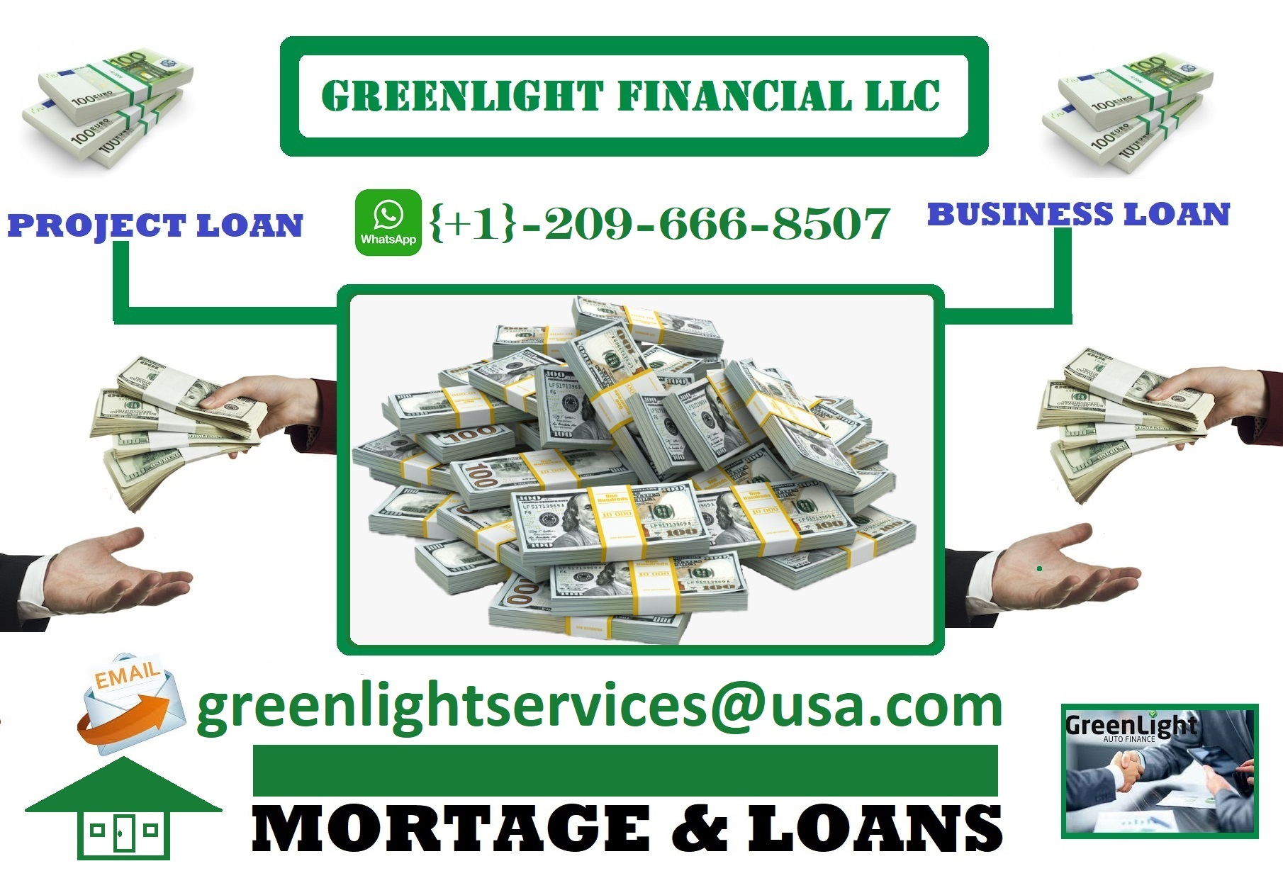 Low Rate Financial Offer