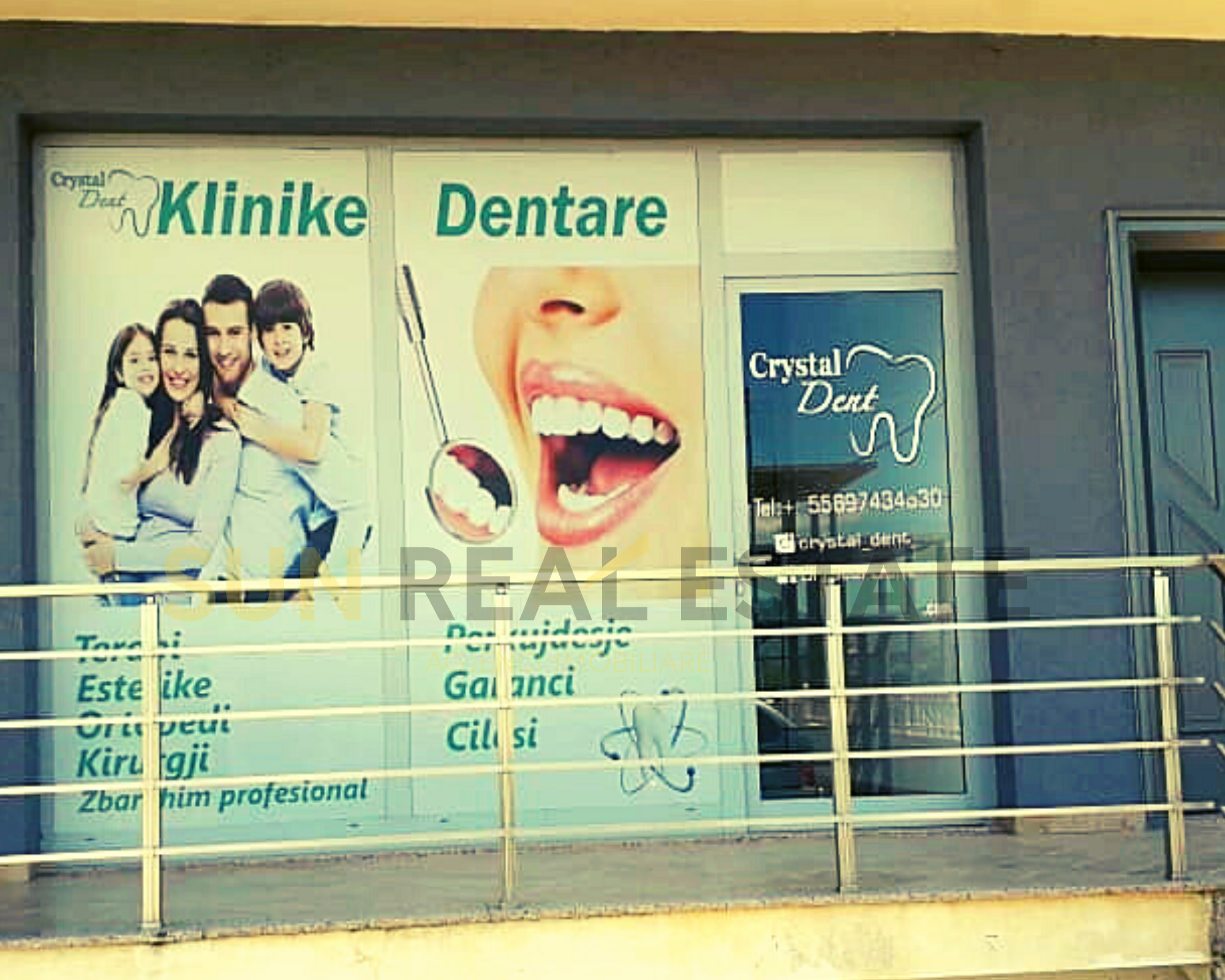 Klinike Dentare me qera ne rrugen Shkoder-Koplik