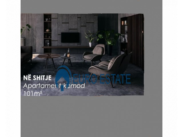 Tirane, shes apartament 2+1+A+BLK Kati 3, 101 m 176.000 Euro (Maternitetit)