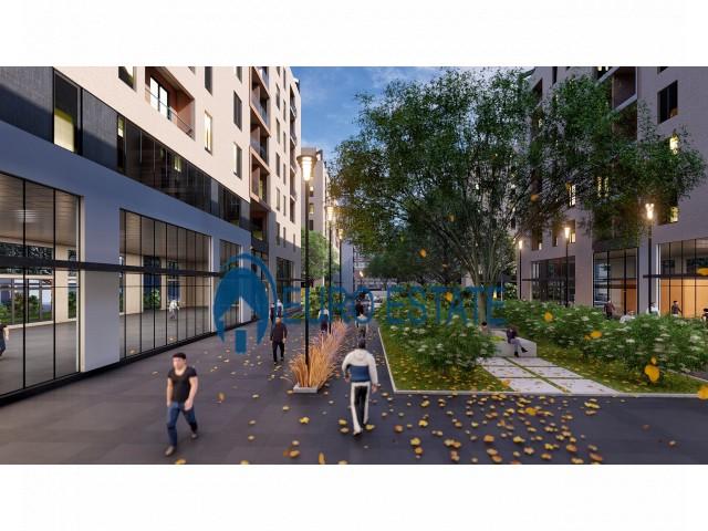 Tirane, shes apartament 1+1+A+BLK Kati 4, 60 m 39.500 Euro (Casa Italia)