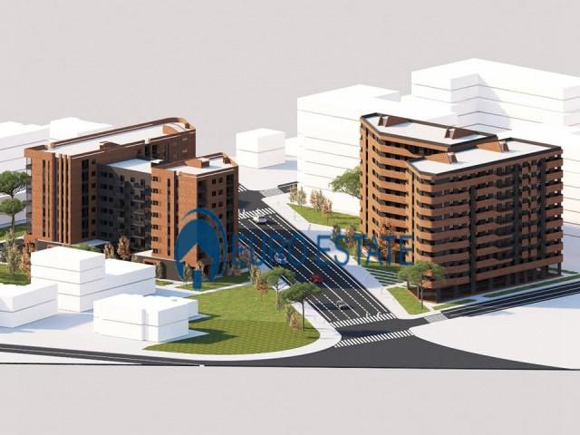 Tirane, shes apartament 2+1+A+BLK Kati 5, 102 m 81.000 Euro (Unaza e Re)