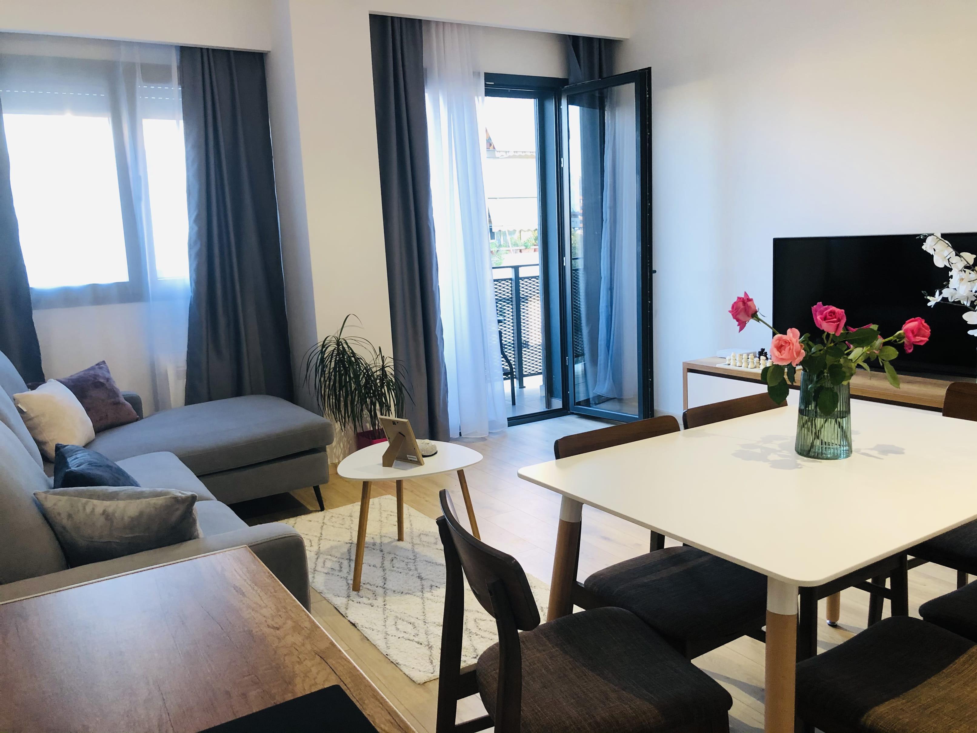Apartamente me qera ditore qender te Tiranes