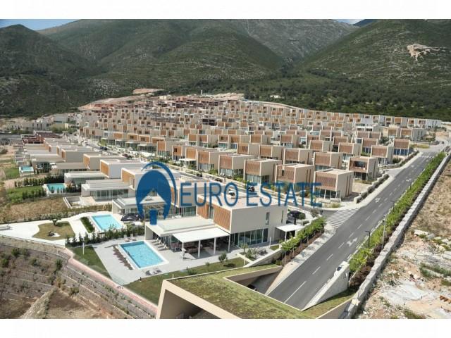 Dhermi, shes apartament 1+1+A+BLK 190 m 165.000 Euro (Green Coast Resort)