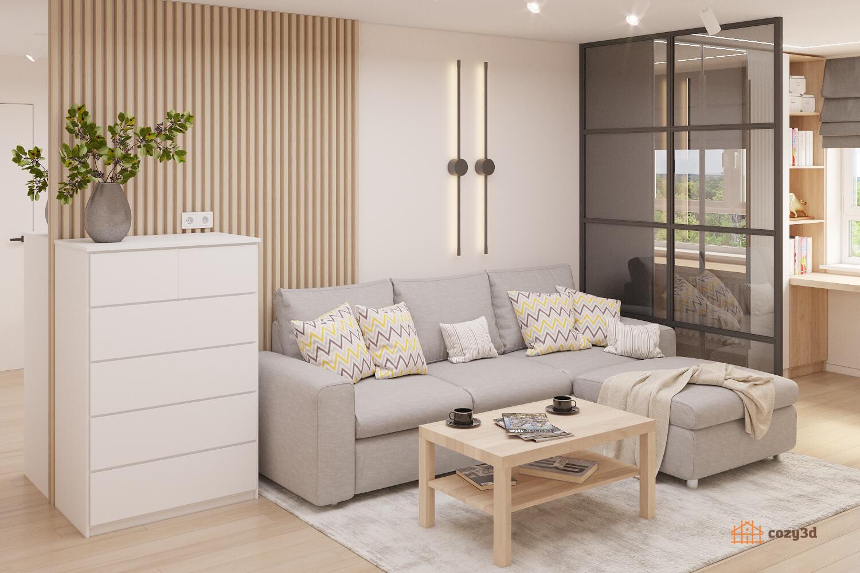 OKAZION Apartament 1+1, Ali Demi