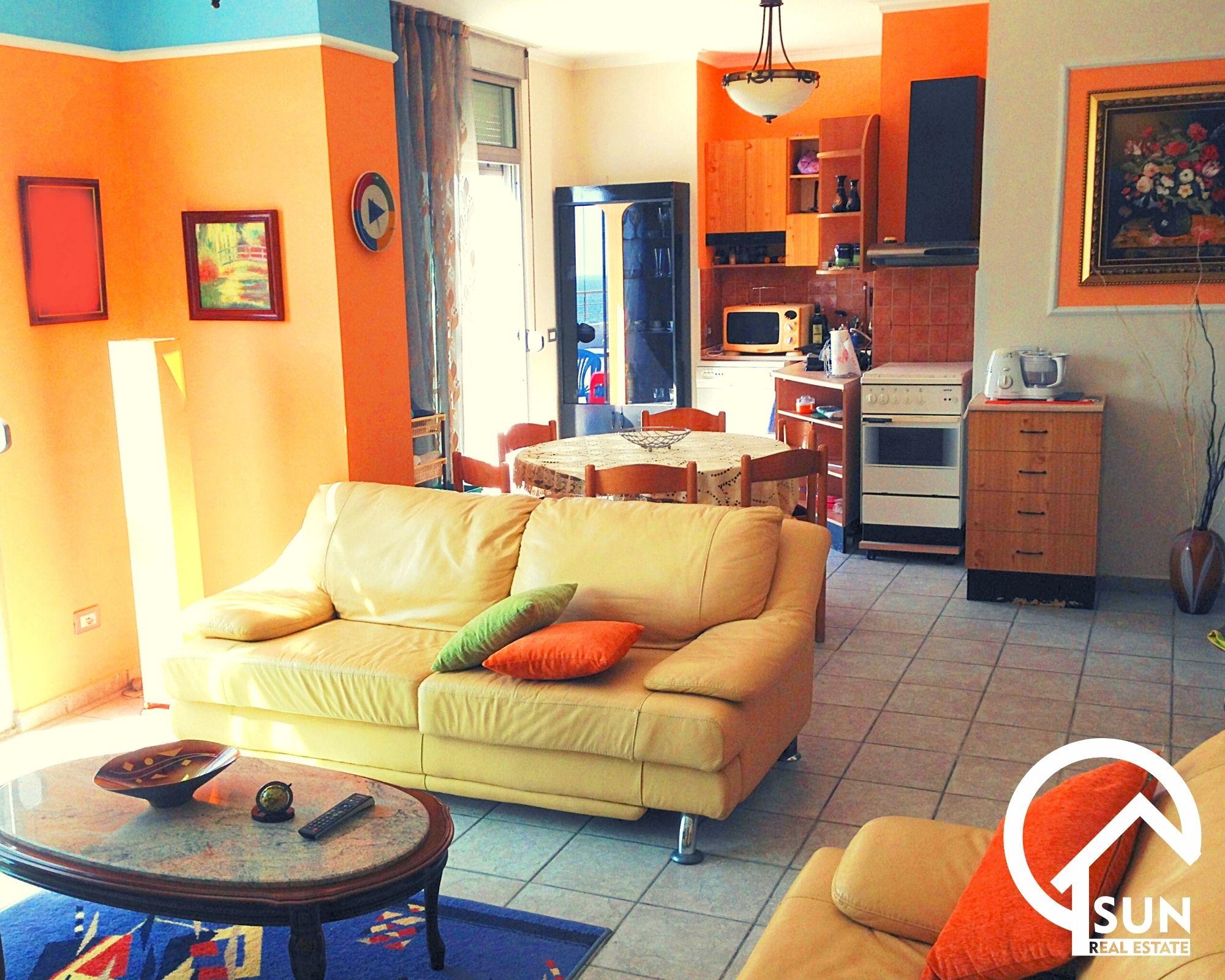 Apartament 2+1 per shitje ne Velipoje