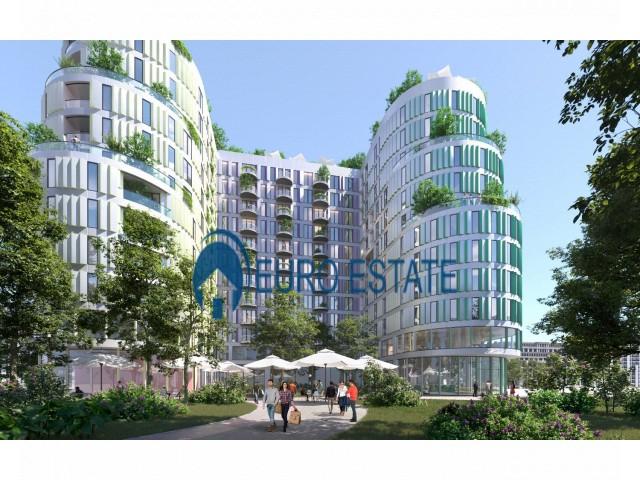 Tirane, shes apartament 1+1+A+BLK 74 m (Zogu I Zi)