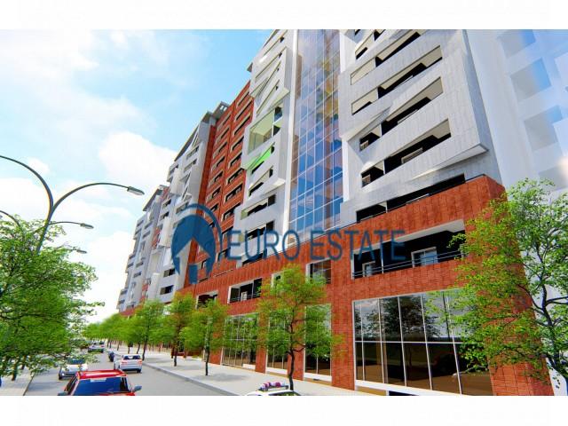 Tirane, shes apartament 2+1+A+BLK Kati 3, 85 m 55.000 Euro (Tirana Golden Park)
