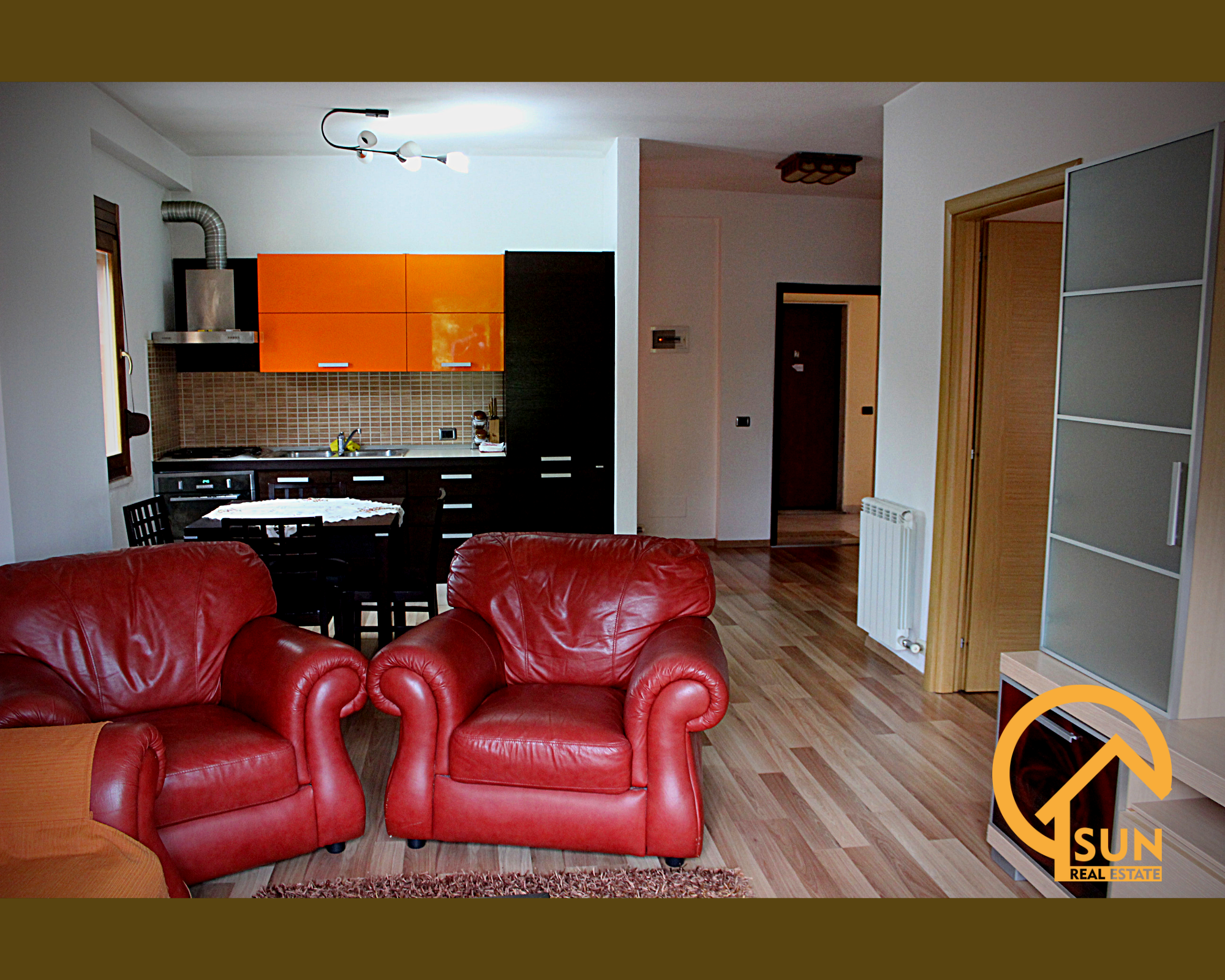Apartament 1+1 me qira tek Elita, Shkoder