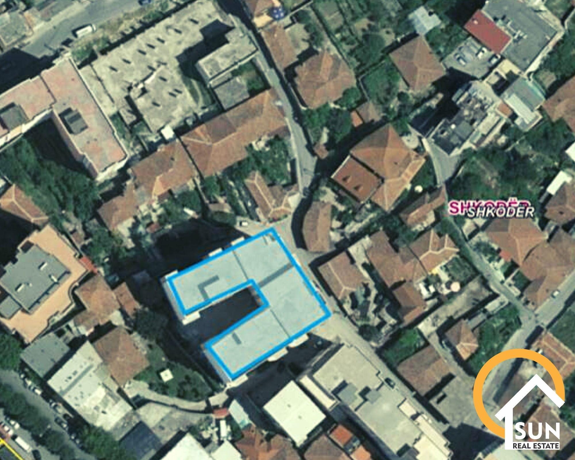 Apartament 1+1 n shitje tek Teatri Migjeni,Shkoder