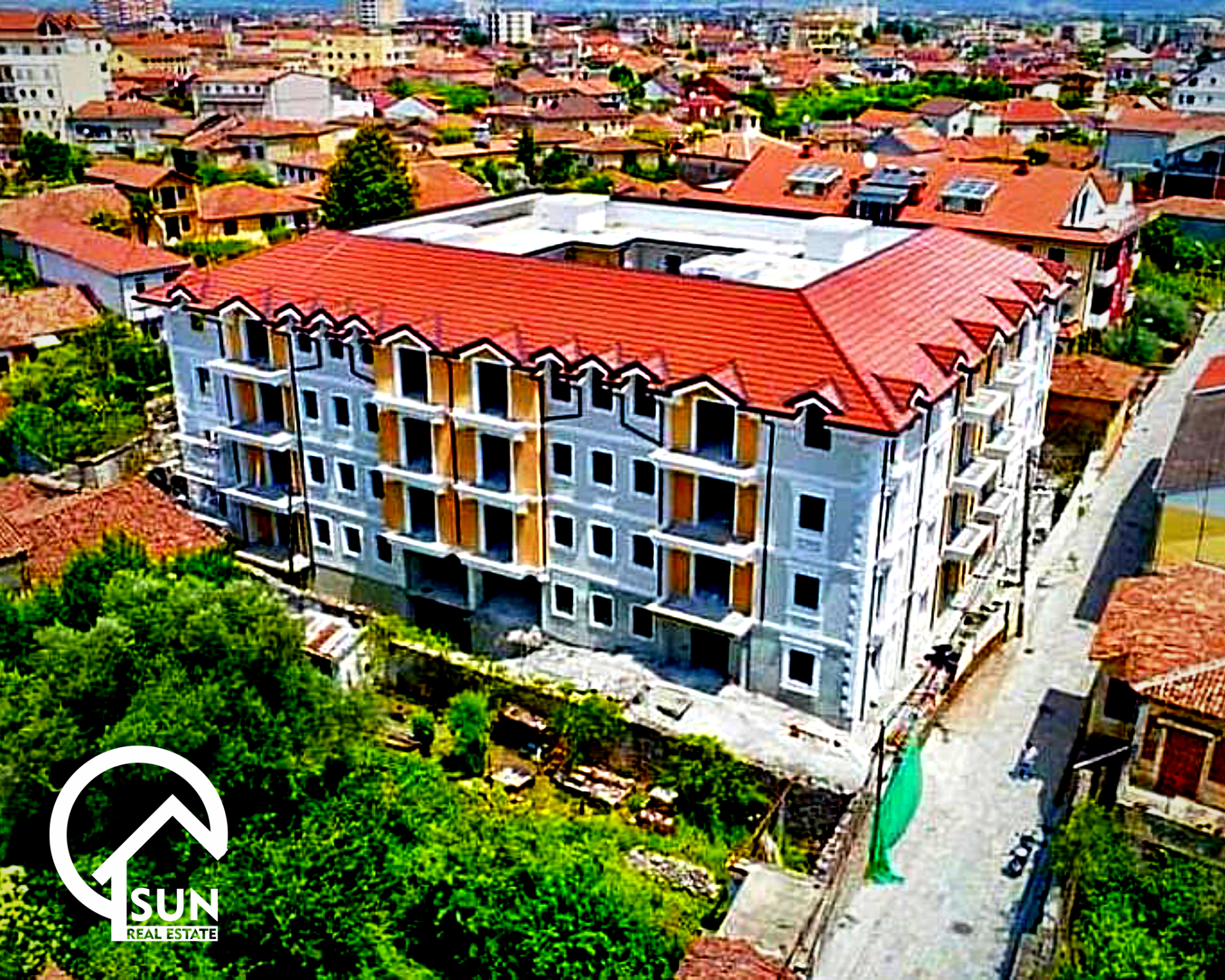 Apartament 2+1 per shitje, Shkoder