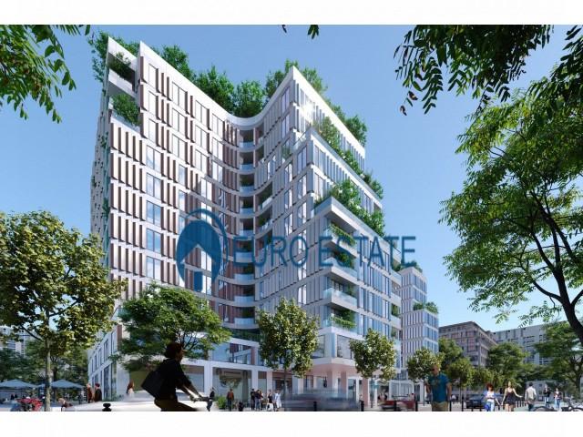 Tirane, shes apartament 2+1+A+BLK 100 m (Zogu I Zi)
