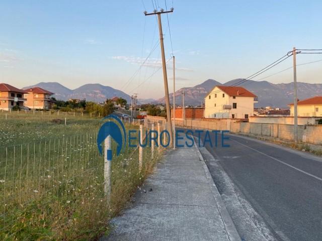 Tirane, shes truall 4.500 m 250.000 Euro (Paskuqan)