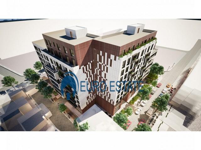 Tirane, shes apartament 2+1+A+BLK Kati 5, 106 m (Rruga e Kavajes)