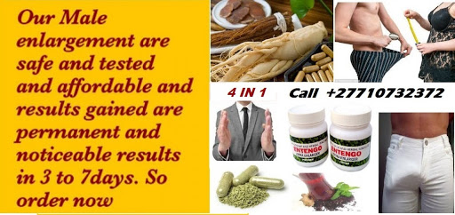 4 In 1 Herbal Penis Enlargement Combo In Srifa Town in Lebanon Call +27710732372 Grahamstown Town in South Africa
