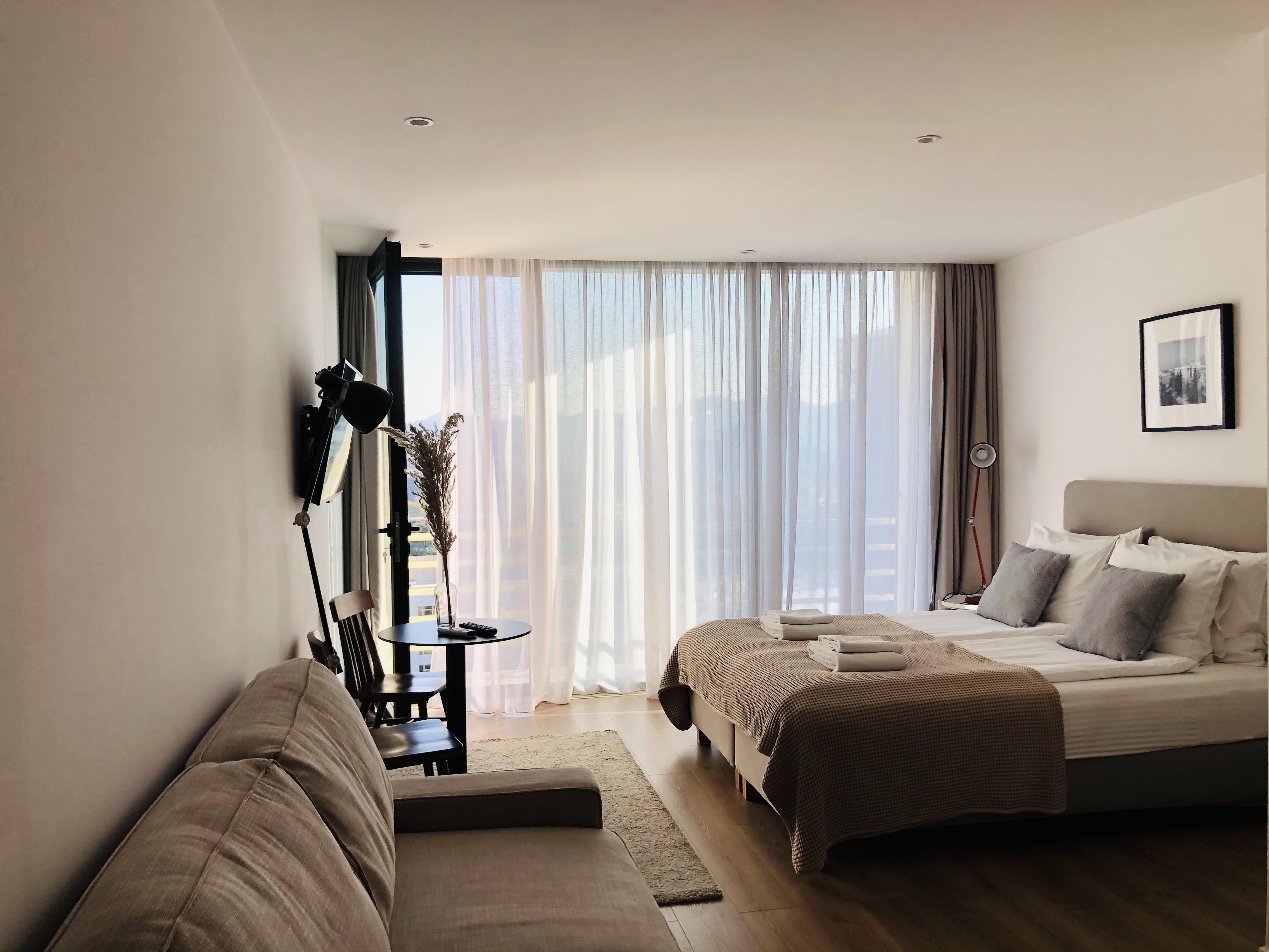 Apartamente me qira ditore ne qender te Tiranes