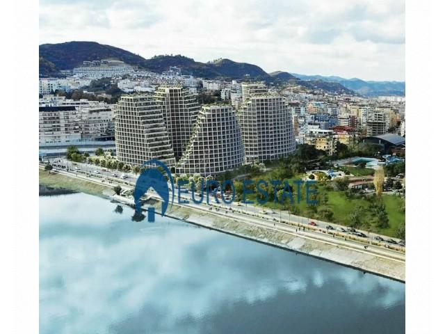 Tirane, shes apartament 3+1+A+BLK Kati 8, 158 m (Liqeni)