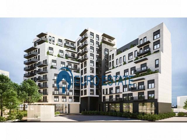 Tirane, shes apartament 1+1+A+BLK 61 m (Tefta Tashko Koco)