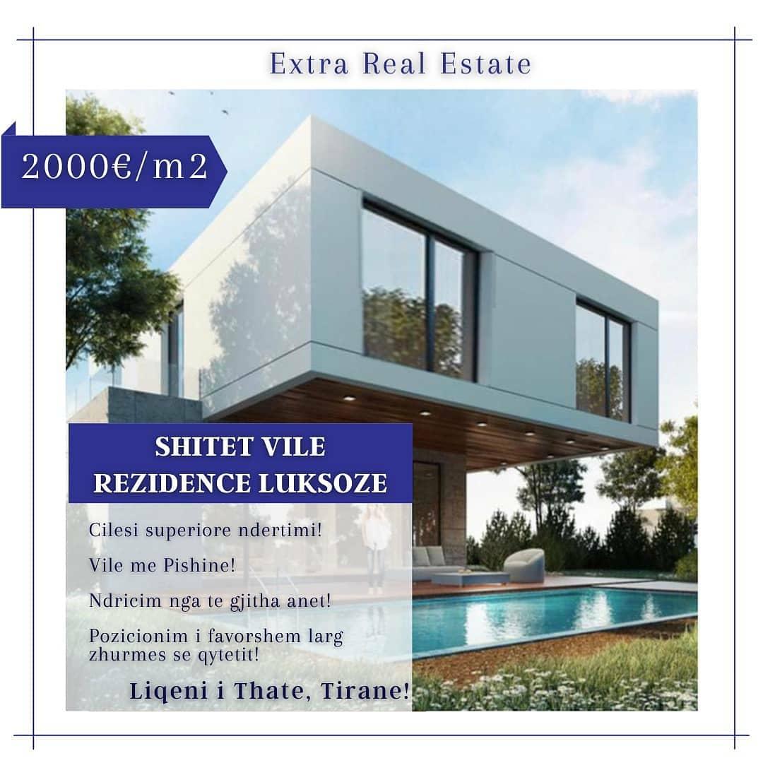 Vile Rezidence Luksoze