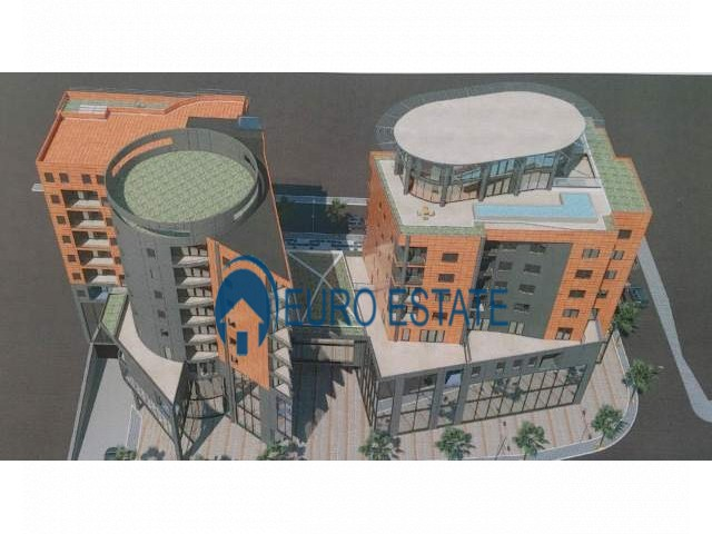 Tirane, shes apartament 1+1, 66 m 119.000 Euro (Qender)