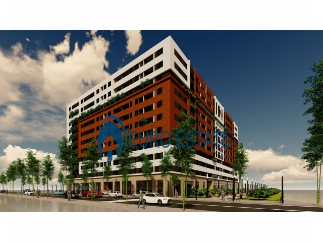 Tirane, shes apartament 2+1+A+BLK Kati 5, 100 m 80.000 Euro (Oxhaku)