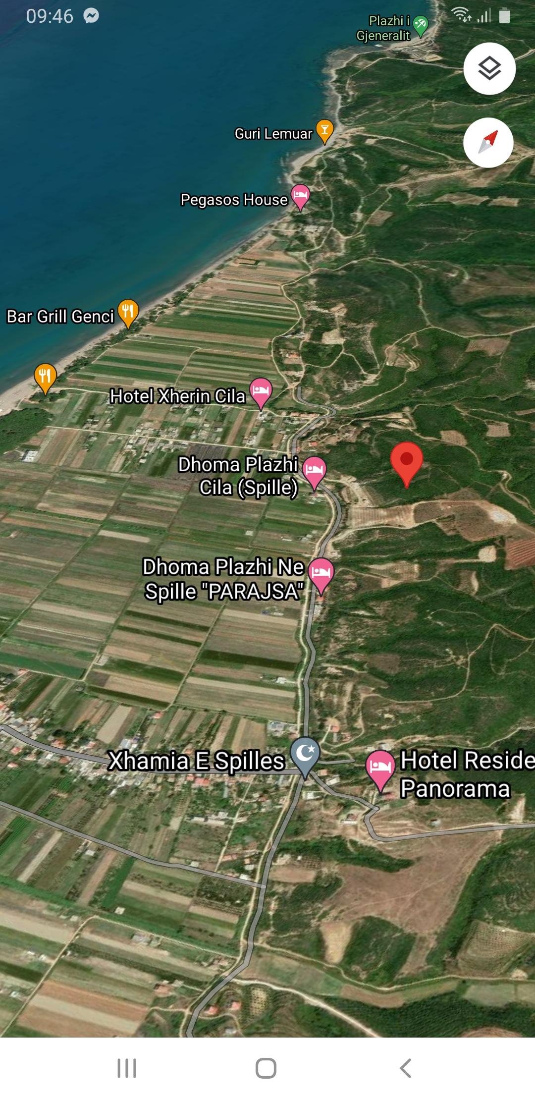OKAZION SHITET PRONA 10400 m2 NE SPILLE