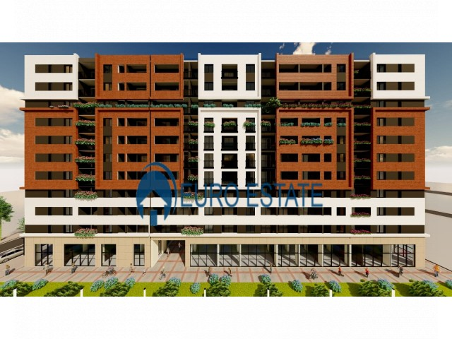 Tirane, shes apartament 2+1+A+BLK Kati 8, 104 m 83.000 Euro (Oxhaku)